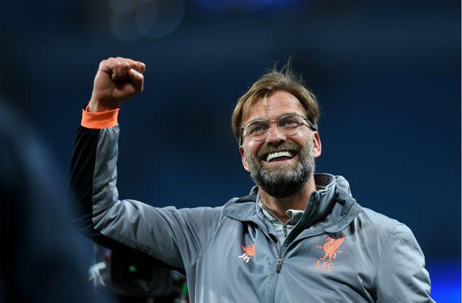 Klopp llegó al Liverpool en octubre de 2015.