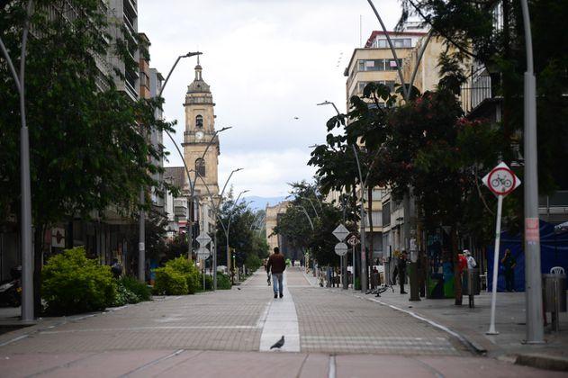 Nuevas medidas: declaran alerta roja hospitalaria y se repite la cuarentena en Bogotá