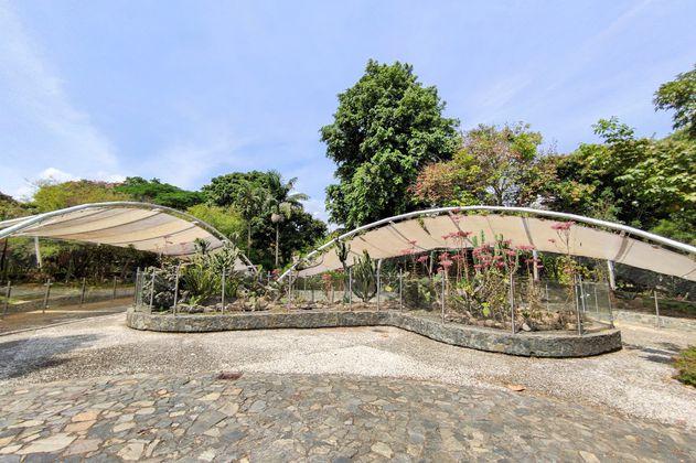 Jardín Botánico de Medellín: blanco de ataques en medio de las protestas