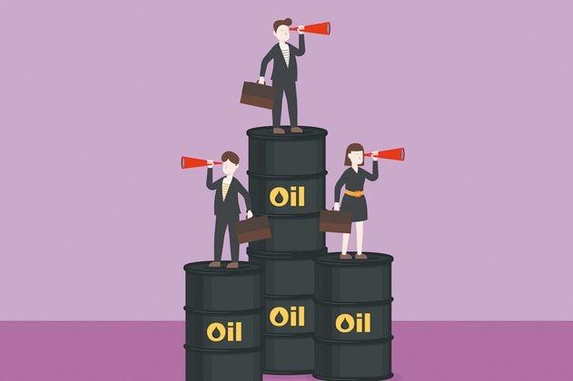 Crisis de OPEP+ eleva precio del petróleo a máximo de seis años