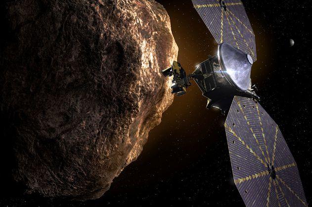Misión Lucy, de la NASA, despega el sábado para estudiar los asteroides de Júpiter