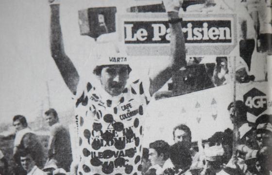 Lucho Herrera y Fabio Parra, dos colombianos para recordar siempre