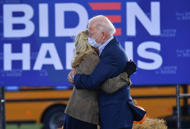 El exvicepresidente Joe Biden ganó los votos para convertirse en el 46 presidente de EE. UU.