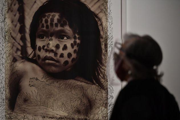 """""""Hijas del agua"""": Ana González y Ruven Afanador  presentan su obra en el Museo Nacional"""