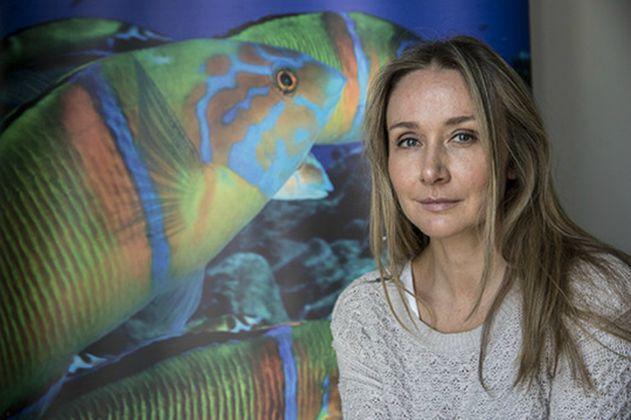 """""""Volver a los océanos de mi abuelo va a ser imposible"""": nieta de Jacques-Yves Cousteau"""