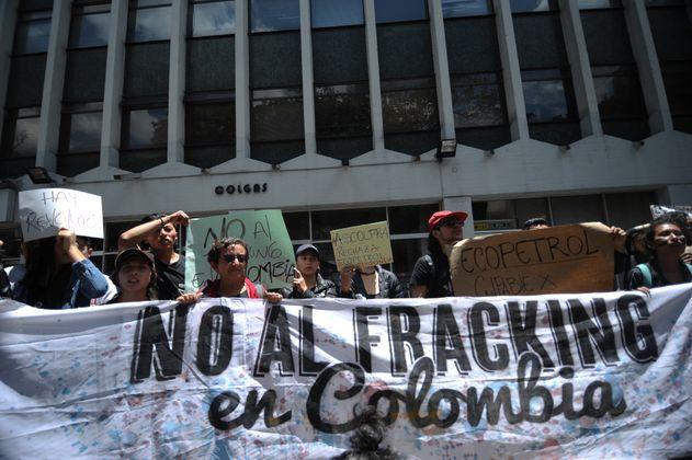 Consejo de Estado suspende normas que regulan el fracking
