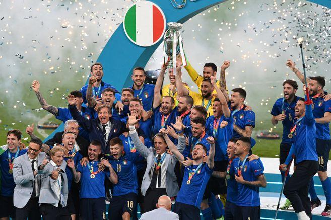 Italia le ganó a Inglaterra y es el nuevo campeón | Eurocopa 2020
