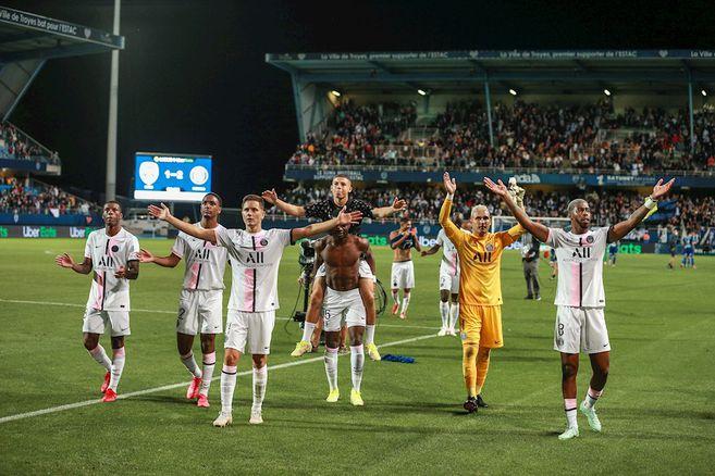 PSG debutó con victoria en la liga francesa y ahora espera a Lionel Messi
