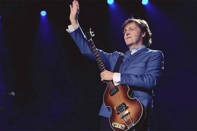 Paul McCartney cuenta su vida a través de un libro con 154 letras de canciones