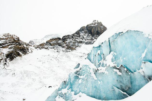 Los glaciares suizos se redujeron en un 10% en los últimos cinco años
