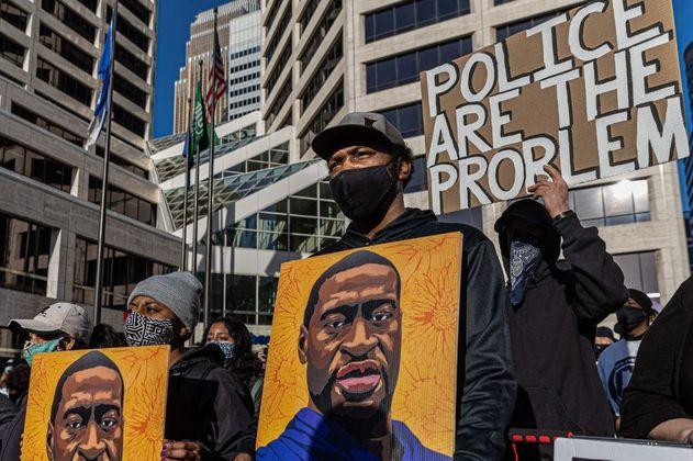 Justicia en el caso de George Floyd: expolicía es condenado por homicidio