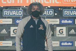 El equipo de fútbol que creó Alberto Gamero