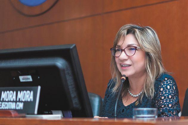 """""""Los cuidados serán claves en la pospandemia"""": Alejandra Mora"""