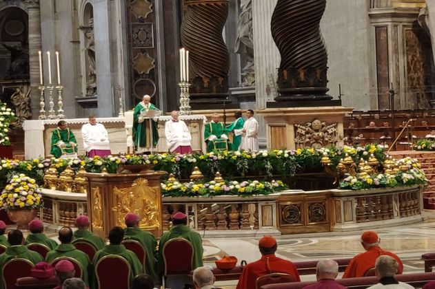 Lo que piensan los amazónicos sobre El Vaticano
