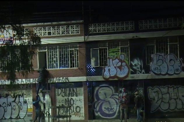 En vídeo: presuntos ladrones ingresaron a viviendas en el sur de Bogotá