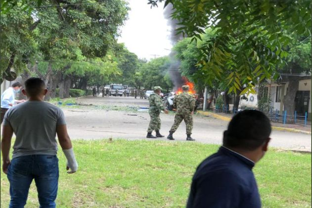 "Por ""dinámica institucional"" Ejército confirmó retiro del inspector general"