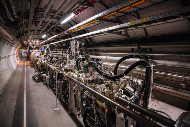 El descubrimiento se realizó con la colaboración de TOTEM el más grande acelerador de partículas del Centro Europeo para la Investigación Nuclear.