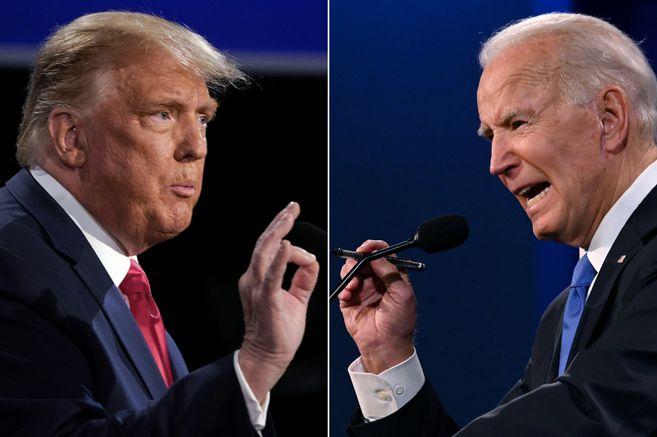 """A una semana de las elecciones presidenciales de Estados Unidos, los ojos están puestos sobre los llamados """"estados bisagra"""", un campo de batalla incierto que ningún candidato quiere perder."""