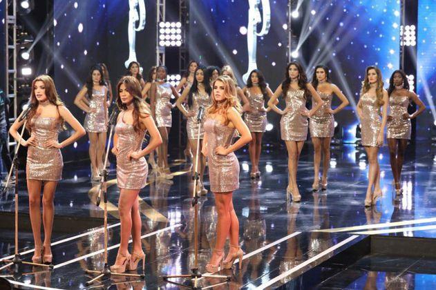 El contundente mensaje de candidatas a Miss Perú contra la violencia de género