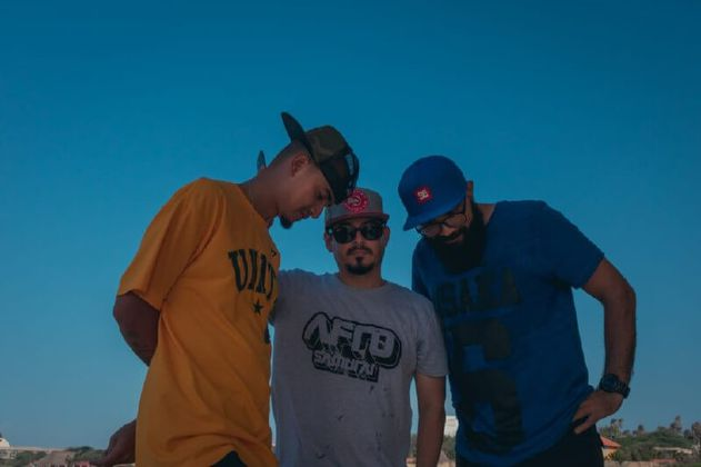 Mc Ari y el Arkeólogo, juntos en el nombre del rap
