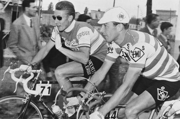 Jacques Anquetil, el campeón que nunca amó la bicicleta