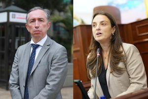 Gabriel Jaimes, fiscal de caso Uribe, estudiará denuncia contra Karen Abudinen