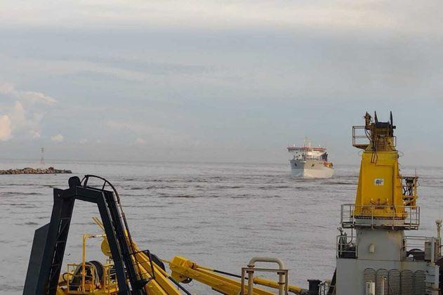 Amplían plazo para elegir contratista  para el dragado del puerto de Barranquilla