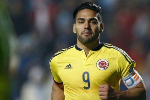 Radamel Falcao García volvería a España para jugar en Rayo Vallecano