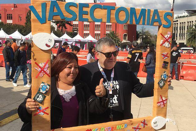 Promovamos la vasectomía