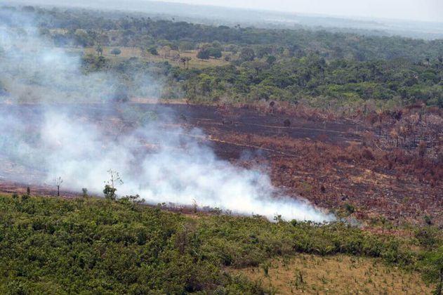 Tres claves para saber qué pasó con los incendios de La Macarena