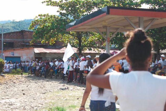 Refugios humanitarios: la propuesta frente al desplazamiento forzado en el Bajo Cauca