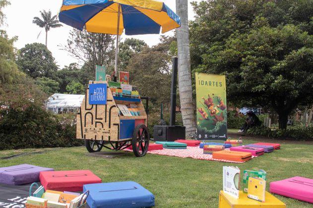 Prográmese para el Pícnic literario en el Jardín botánico de Bogotá