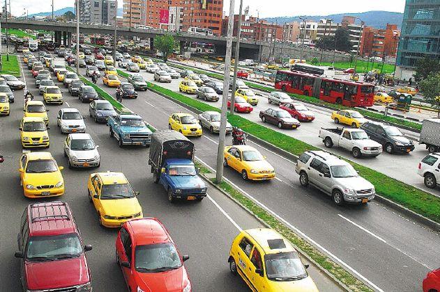 Alerta amarilla en Bogotá: este fin de semana habrá pico y placa extendido