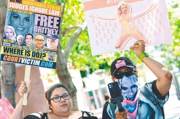 El lado tóxico de las tutelas de cuidado que Britney Spears reveló