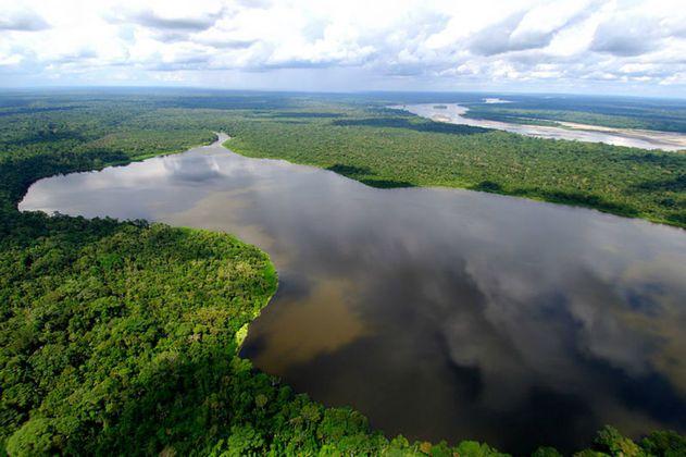 El Amazonas está cada vez más desbocado
