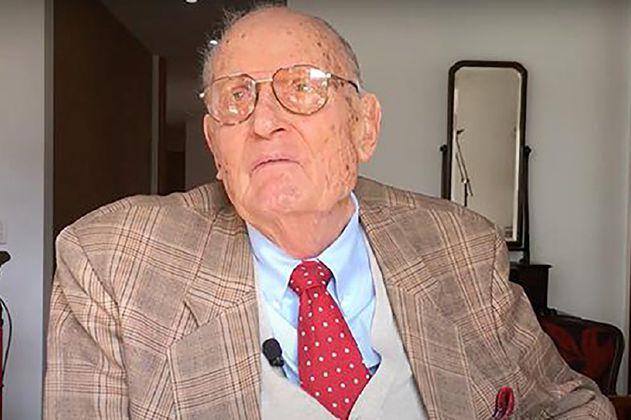 Con Álvaro Escallón Villa muere el último de los grandes