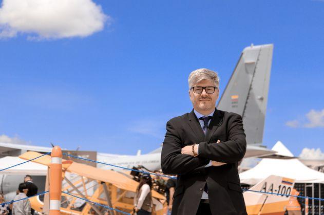 Juan Carlos Salazar asume dirección de la agencia de aviación civil de la ONU