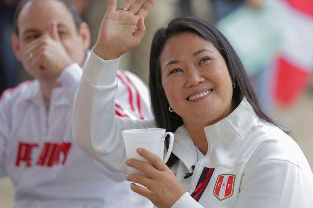 Juez de Perú permite a Keiko Fujimori seguir en libertad condicional