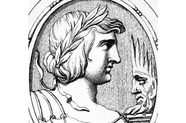 La muerte de Virgilio (Extractos literarios)