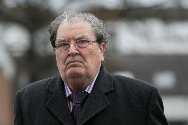 Muere John Hume, Nobel de paz y arquitecto de la reconciliación en Irlanda del Norte