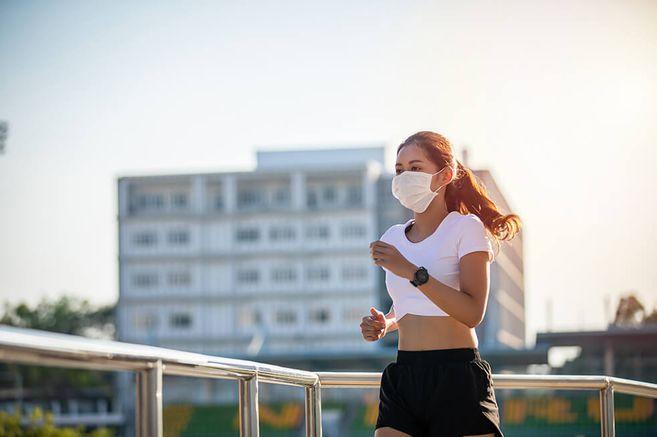 Se puede hacer ejercicio con tapabocas? | EL ESPECTADOR