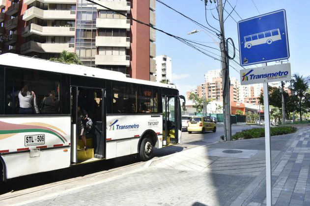 Transmetro reanudó operaciones tras dos días de suspensión