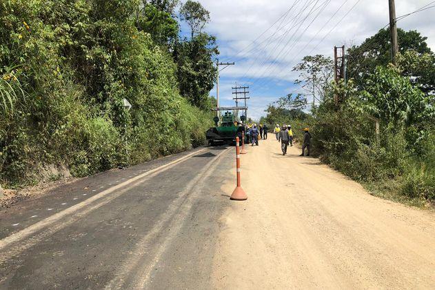 Invertirán $90.000 millones en la Troncal del Rionegro, en Cundinamarca