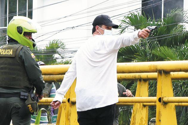Así van las investigaciones por civiles armados en Cali: más allá de Andrés Escobar
