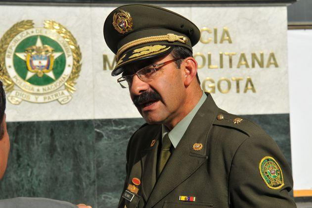 """Procuraduría no investigará al general (r) Palomino por """"comunidad del anillo"""""""