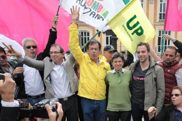 Listo acuerdo en la centroizquierda para elegir candidato a la Alcaldía de Bogotá