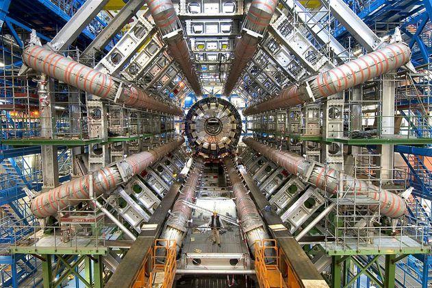"""Así será el gigantesco sucesor del colisionador que descubrió la """"partícula de dios"""""""