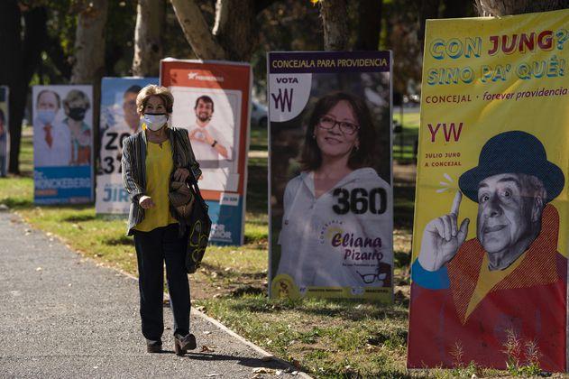 La élite chilena: cerca, pero tan lejos
