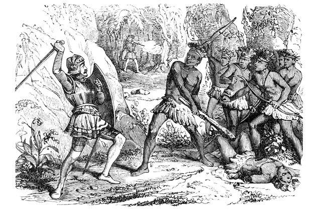 "Historia de la literatura: ""El carnero"", de Juan Rodríguez Freyle"