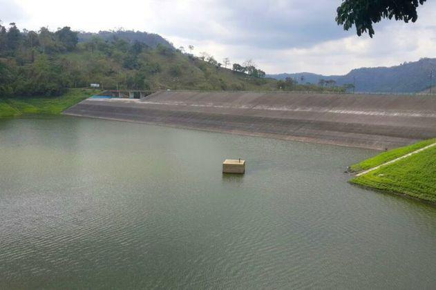Embalses aumentaron en un 72% del agua disponible de Sudamérica